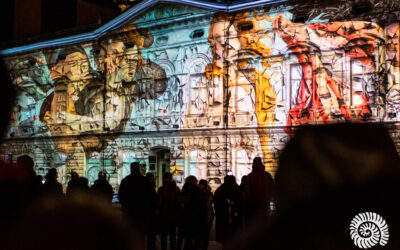 Šviesų festivalio metu bus ribojamas eismas Klaipėdos senamiestyje
